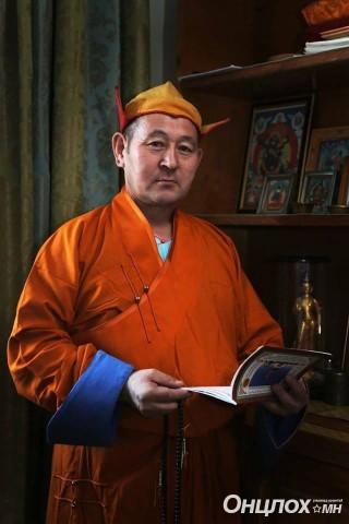 tsogtbaatar