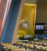 Secretary-General António Guterres addresses the  General Assembly 75th session: General Debate  -        Report of the Secretary-General on the work of the Organization
